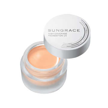 SUNGRACE HIGH COVERAGE FOUNDATION UV SPF42 / PA++++