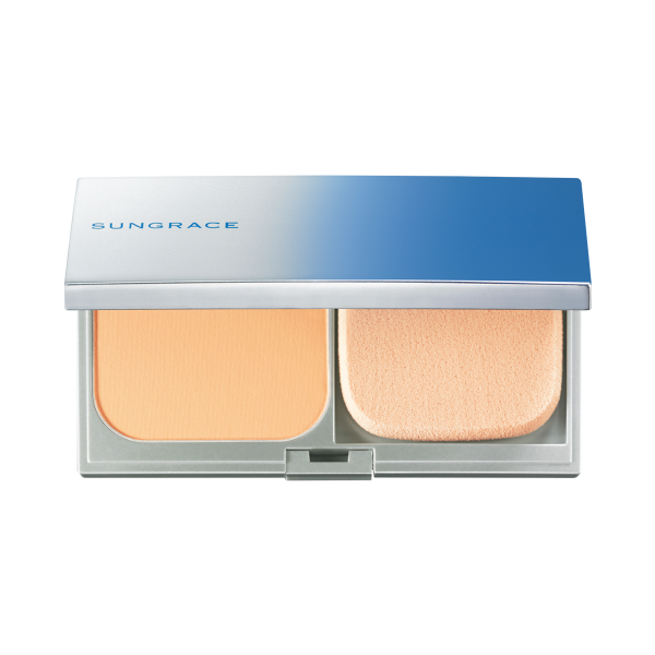 SUNGRACE WHITE UV PACT N SPF18 / PA++