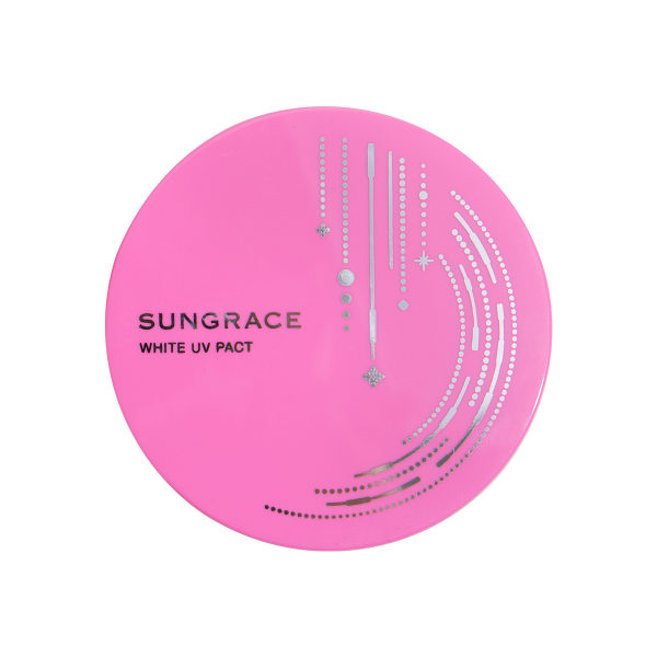 SUNGRACE WHITE UV PACT N SPF18 / PA++