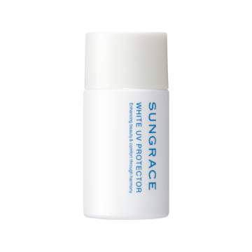 SUNGRACE  WHITE UV PROTECTOR  SPF42 / PA++