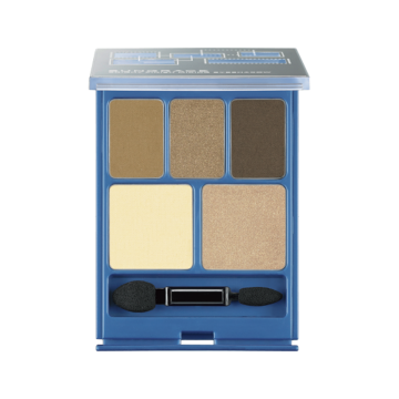 SUNGRACE  BRIGHT FINISH MIXING EYE SHADOW